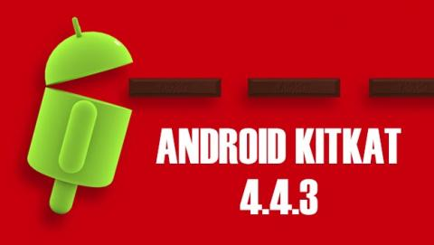 Android KitKat 4.4.3