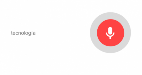 Búsqueda por voz en Google Chrome