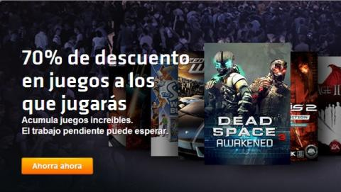 Origin inicia las rebajas de verano con descuentos del 70%. Sagas como Mass Effect, Dragon Age, Dead Space, Command & Conquer, Need for Speed o Los Sims, a 3 €.