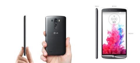 LG G3 triplica las ventas del Samsung Galaxy S5 en Corea