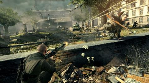Sniper Elite V2 gratis para PC en Steam