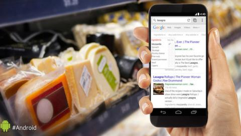 Nueva funcionalidad del buscador de Google para Android