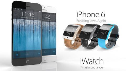 iPhone 6 y iWatch podrían llegar juntos en septiembre