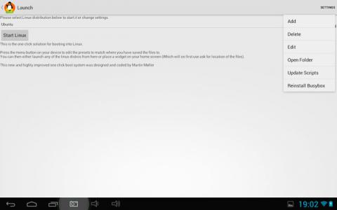Ubuntu en tu Android