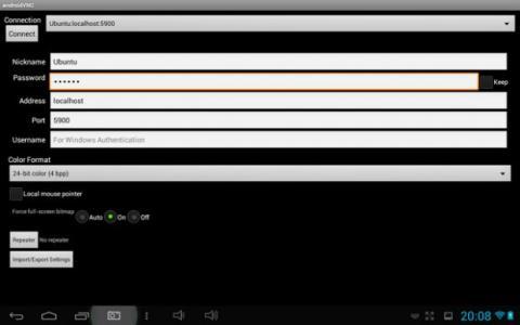 Accede al entorno gráfico de Ubuntu en tu Android