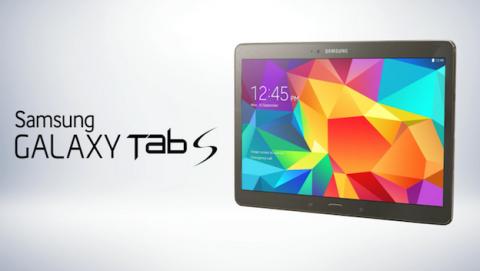 Con Samsung Galaxy Tab S podrás aceptar llamadas a tu móvil