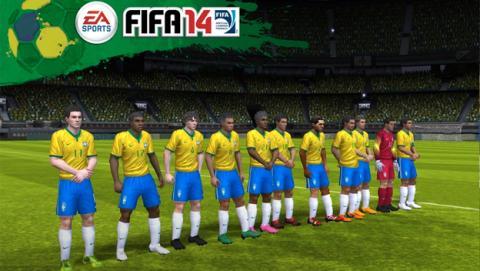 los 5 mejores juegos de fútbol antes del Mundial de Brasil 2014