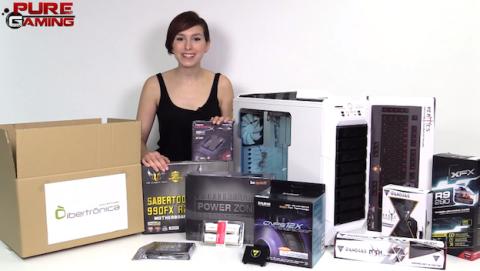 ¡Espectacular sorteo! ¡Consigue el PC Gaming de tus sueños!