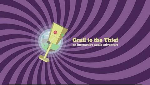 Grail to the Thief, el videojuego para ciegos.