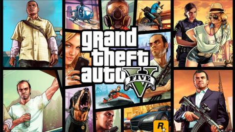 GTA V llegará en otoño a PS4, Xbox One y ordenador