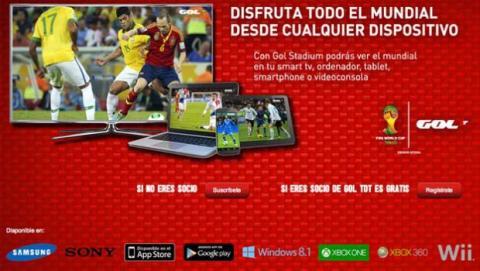 GOl TV App