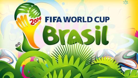 Sigue todo el Mundial de Fútbol de Brasil 2014 en Twitter