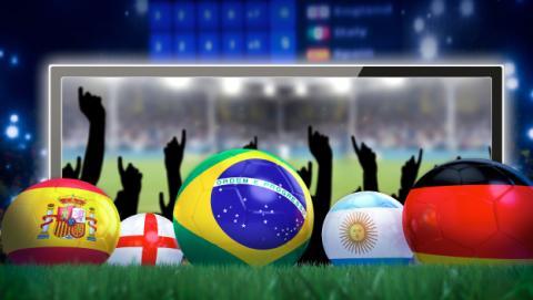 Cómo ver online TODOS los partidos del Mundial grartis