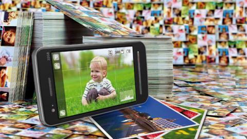 Pasa las fotos de tu móvil al papel