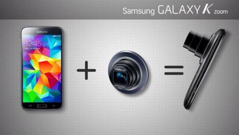 Oficial: Samsung Galaxy K Zoom por 499 euros en España