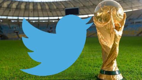 Las mejores cuentas de Twitter de los jugadores del Mundial de Brasil 2014