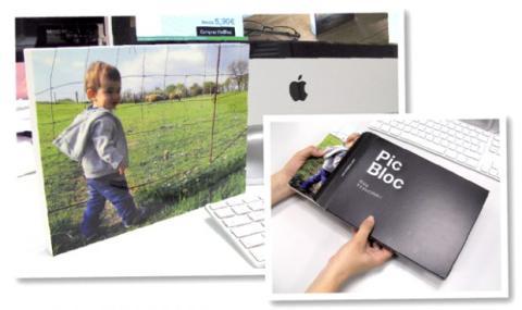 Imprimir fotos móvil con Picglaze