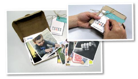 Imprimir fotos móvil con Paper Lover