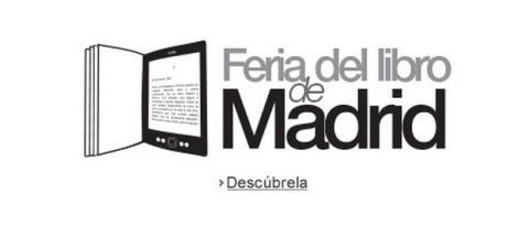 Feria del Libro de Madrid, ebooks Kindle