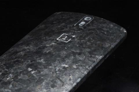 OnePlus One de mármol