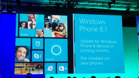 actualización windows phone 8.1