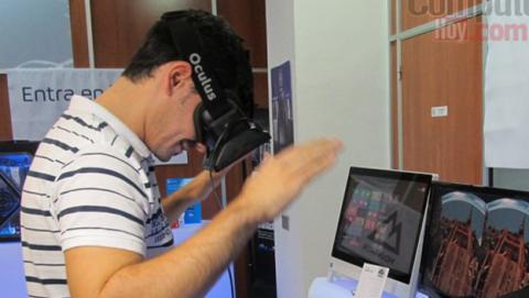 precio oculus rift, lanzamiento oculus rift