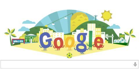 El Mundial de Barsil 2014 ya tiene su propio Google doodle