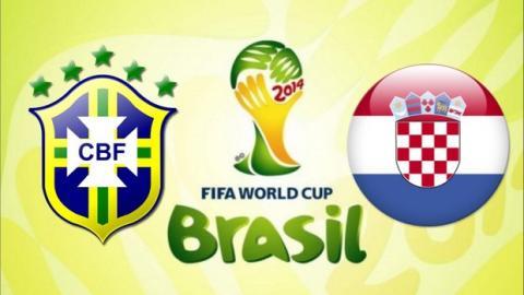 Donde ver online Mundial Brasil Croacia