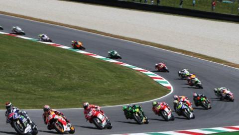 Moto GP Gran Premio de Cataluña