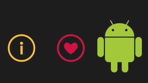 rediseño interfaz android