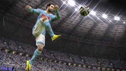 Higuain en Fifa 15