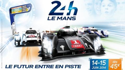 Podrás ver online en directo y gratis las 24 horas de Le Mans 2014 en Autobild.