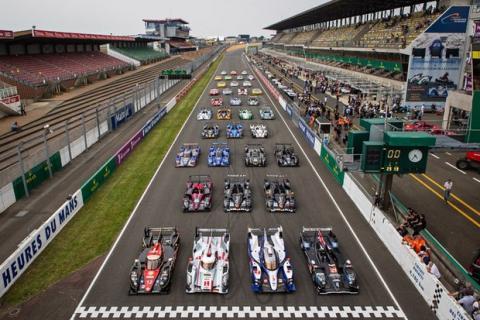 Dónde ver online 24 Horas de Le Mans