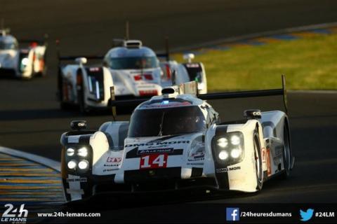 Ver online las 24 horas de Le Mans en Autobild