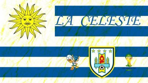 Partido del Mundial Uruguay - Costa Rica