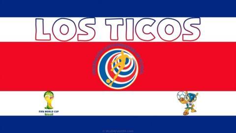 Partido del Mundial Uruguay Costa Rica