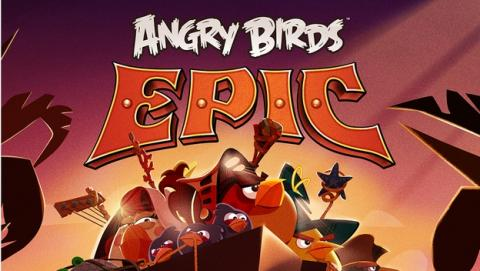 Angry Birds Epic Rol Y Aventura En Ios Y Android Gratis Gaming