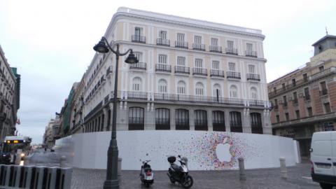 Apple Store Puerta del Sol 2