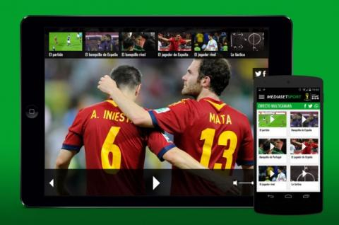 app multicamara directo mediaset