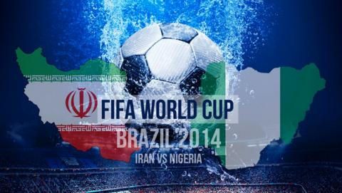ver iran nigeria online