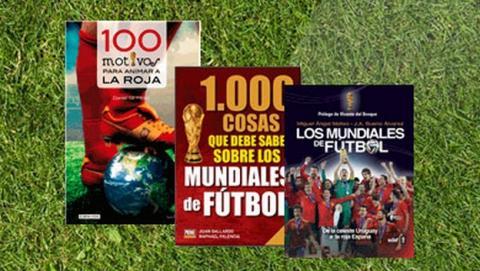 Los mejores ebooks de fútbol y el Mundial, en oferta en Amazon, Casa del Libro, FNAC y El Corte Inglés.