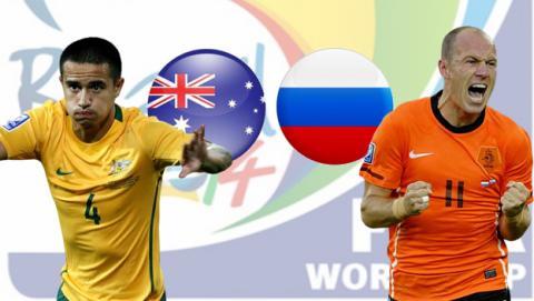 Australia - Holanda