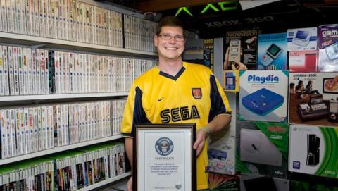 Venden la mayor colección de videojuegos más grande del mundo