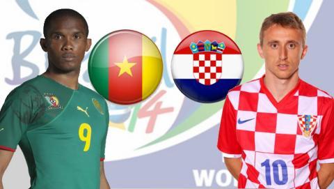 Camerun - Croacia