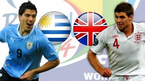 Uruguay - Inglaterra