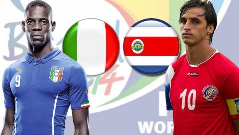 Italia - Costa Rica
