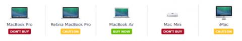 recomendaciones apple