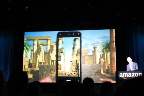 Smartphone 3D Amazon