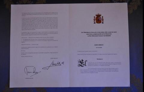 Dónde ver online Proclamación de Felipe VI