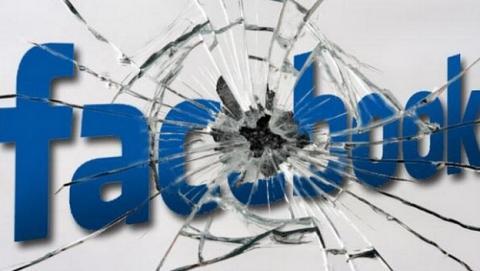 Facebook caída durante una hora a nivel mundial